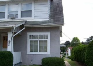 Pre Foreclosure in Reading 19609 CLEVELAND AVE - Property ID: 1550612496