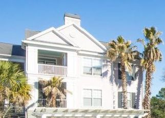 Pre Foreclosure in Charleston 29492 RIVER LANDING DR - Property ID: 1550647539