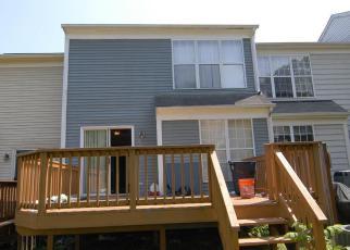 Pre Foreclosure in Owings Mills 21117 GENTLEBROOK RD - Property ID: 1550894556