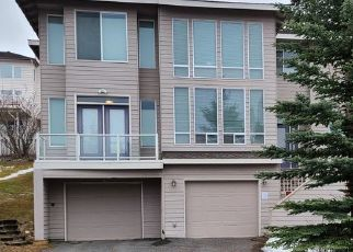 Pre Foreclosure in Anchorage 99516 SNOWY PLOVER CIR - Property ID: 1551187110