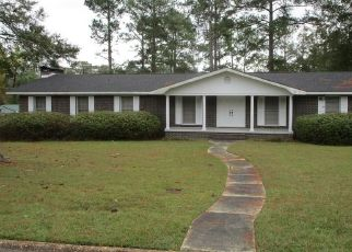 Pre Foreclosure in Dothan 36303 CHARLTON DR - Property ID: 1551244497