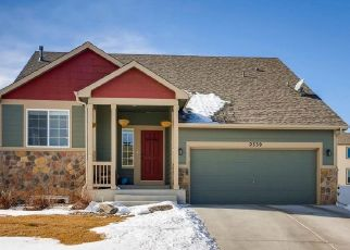 Pre Foreclosure in Greeley 80634 74TH AVE - Property ID: 1551695608