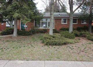 Pre Foreclosure in Livonia 48150 ORANGELAWN ST - Property ID: 1551753868