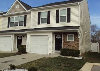 Pre Foreclosure in Raleigh 27610 MIRROR DR - Property ID: 1551968463