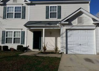 Pre Foreclosure in Raleigh 27610 FUTURA LN - Property ID: 1551983805