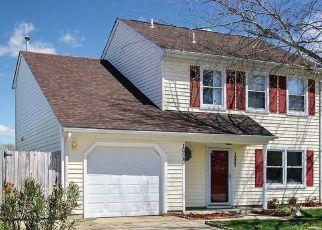 Pre Foreclosure in Virginia Beach 23454 HAVILAND DR - Property ID: 1551990806