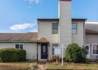 Pre Foreclosure in Virginia Beach 23453 SHIP CHANDLERS WHARF - Property ID: 1551994299
