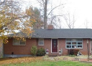 Pre Foreclosure in Rocky Mount 24151 SUNRISE RD - Property ID: 1552063957