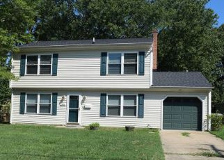 Pre Foreclosure in Newport News 23602 COLONY RD - Property ID: 1552065253
