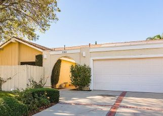Pre Foreclosure in Simi Valley 93063 PENLAN AVE - Property ID: 1552366135