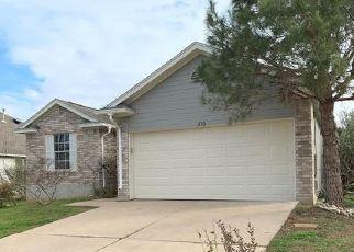 Pre Foreclosure in Leander 78641 MAPLECREEK DR - Property ID: 1552493601