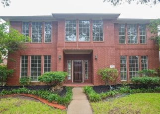 Pre Foreclosure in Sugar Land 77479 VAUGHN CREEK CT - Property ID: 1552508485