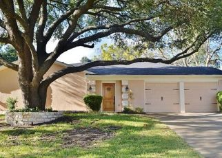Pre Foreclosure in Fort Worth 76133 WOLENS WAY - Property ID: 1552510684