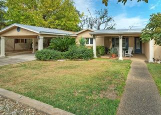 Pre Foreclosure in Austin 78734 ARROYO RD - Property ID: 1552517238