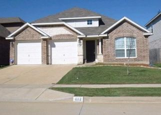 Pre Foreclosure in Fort Worth 76140 CRESCENT CREEK LN - Property ID: 1552541332