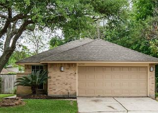 Pre Foreclosure in Humble 77396 QUIET TRAIL DR - Property ID: 1552578566