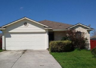 Pre Foreclosure in Kyle 78640 CHALLENGER - Property ID: 1552684105