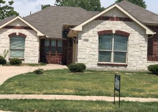 Pre Foreclosure in North Richland Hills 76180 STARDUST DR - Property ID: 1552753311