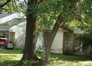 Pre Foreclosure in Houston 77021 LUCA ST - Property ID: 1552787927