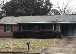 Pre Foreclosure in Memphis 38116 MARY JANE AVE - Property ID: 1552928954
