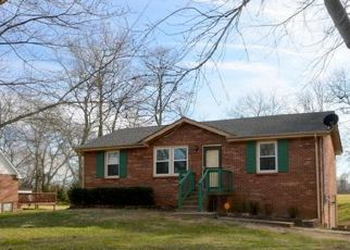 Pre Foreclosure in Clarksville 37042 CLEVELAND DR - Property ID: 1553021350