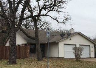 Pre Foreclosure in Fort Worth 76112 OAK FOREST CT - Property ID: 1553064719