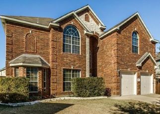 Pre Foreclosure in Mansfield 76063 CHESTERWOOD CT - Property ID: 1553074795