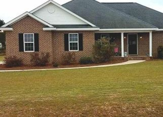 Pre Foreclosure in Statesboro 30458 COLFAX WEST RD - Property ID: 1553190864