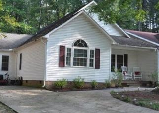 Pre Foreclosure in Sanford 27332 S BAY DR - Property ID: 1553244729