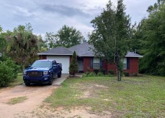 Pre Foreclosure in Milton 32570 TRAMMEL DR - Property ID: 1553522394