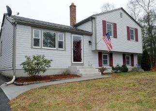 Pre Foreclosure in Plymouth 02360 OLD COUNTY RD - Property ID: 1553850888