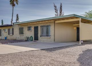 Pre Foreclosure in Tucson 85730 E QUEEN PALM CIR - Property ID: 1553952483