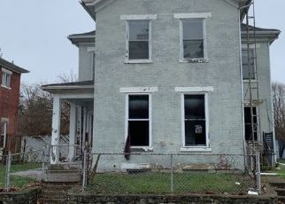 Pre Foreclosure in Richmond 47374 S 12TH ST - Property ID: 1554741272