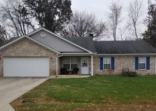 Pre Foreclosure in Crothersville 47229 E MAIN STREET CIR - Property ID: 1554758806