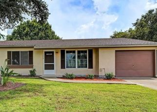 Pre Foreclosure in North Port 34287 MONTCLAIR CIR - Property ID: 1554797335