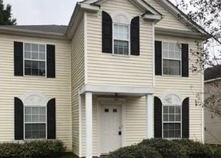 Pre Foreclosure in Charlotte 28216 HOLLOW MAPLE DR - Property ID: 1554899385