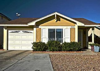Pre Foreclosure in Las Vegas 89108 FREDONIA DR - Property ID: 1555508615