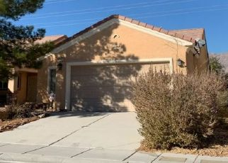 Pre Foreclosure in North Las Vegas 89084 HERRING GULL LN - Property ID: 1555510811