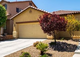 Pre Foreclosure in Henderson 89002 GROVE PARK ST - Property ID: 1555604975