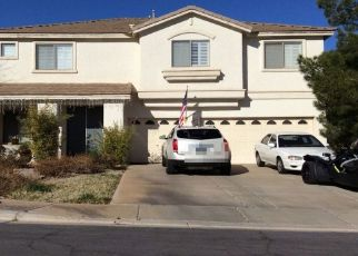 Pre Foreclosure in Henderson 89012 BLUE CANYON CT - Property ID: 1555631687