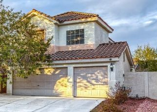 Pre Foreclosure in Las Vegas 89131 SANCTION AVE - Property ID: 1555644376