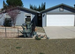 Pre Foreclosure in Mayer 86333 E FAIRWAY DR - Property ID: 1555788476