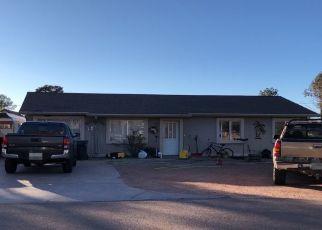 Pre Foreclosure in Payson 85541 E LONE PINE CIR - Property ID: 1555829648