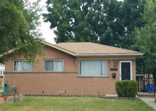 Pre Foreclosure in Warren 48088 IRENE CT - Property ID: 1556172578