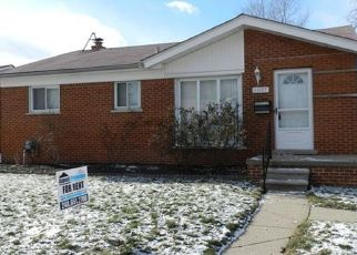Pre Foreclosure in Warren 48091 CUNNINGHAM AVE - Property ID: 1556177393