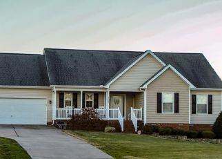 Pre Foreclosure in Browns Summit 27214 PRITCHETT MEADOWS CT - Property ID: 1556299141