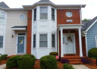 Pre Foreclosure in Greensboro 27407 CYPRESS PARK RD - Property ID: 1556341190