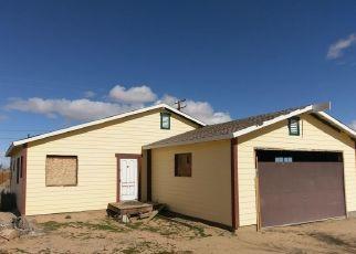 Pre Foreclosure in California City 93505 REDWOOD BLVD - Property ID: 1557018752