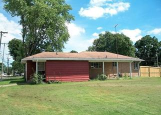 Pre Foreclosure in Edinburgh 46124 N GRANT ST - Property ID: 1557091446