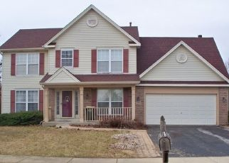 Pre Foreclosure in Oswego 60543 PARKSIDE LN - Property ID: 1557137881